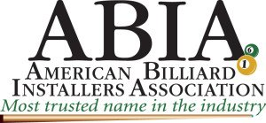 American Billiard Installers Association / Redding Pool Table Movers