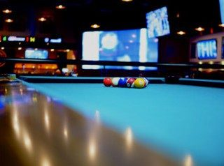 Pool table installations in Redding, California.
