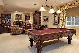 Pool table movers in Redding